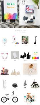 modern minimalist stylish chic gift ideas for kids holiday gift guide copy cat chic hipster