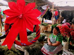 Christmas in Guatemala: Christmas' Eve Shopping at The Mercado ...