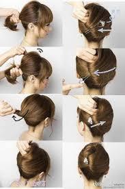 5 Idées De Coiffure Sur Cheveux Courts Astuce De Fille