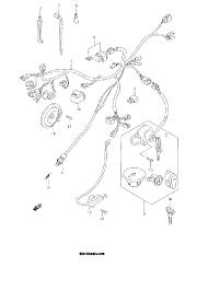 suzuki savage wire harness suzuki wiring diagrams online