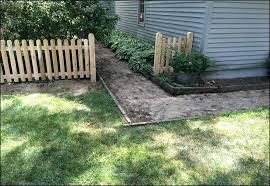 garden edging stones ideas for landscape curbing concrete lawn diy molds cu