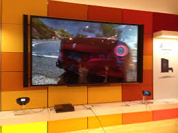 sony tv with ps4. ps4 hands-on setup sony tv with ps4 v