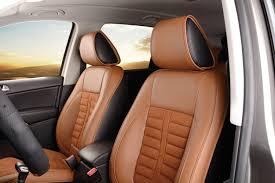 sport utility vehicle land vehicle leather seats seat cushion auto accessories aftermarket automotive interior leather cushion automobile make