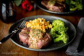 1 pound beef tenderloin steak, cubed. Beef Tenderloin Steaks With Herb Pan Sauce Saving Room For Dessert
