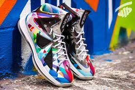 all lebron shoes ever made. customizer rom has used his creative mind on the lebron 10 for latest work. all lebron shoes ever made