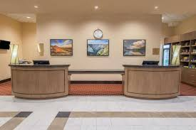 wyndham garden calgary airport 4 0 out of 5 0 parking featured image lobby