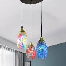 3 head dining room ceiling light