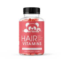 bio moowii hair growth vitamins gummy