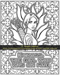 Small Picture The Hunger Games Coloring Pages for kids to Print Projects to