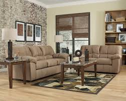 dominator mocha 2pc sofa love seat