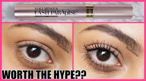 new loreal lash paradise mascara review worth the hype stacey castanha