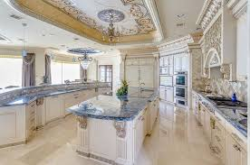 fascinating blue granite countertops in modern and handsome kitchens modern kitchen 2 20