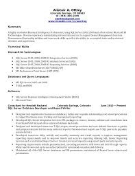 Qa Sample Resumes Good Resume Words For Manage