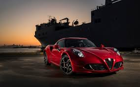 2015 alfa romeo 4c wallpaper. 2015 Alfa Romeo Red With Wallpaper HD Car Wallpapers