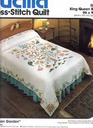 Bucilla King/Queen Vintage Cross Stitch Kit | Nova Scotia Quilts &  Adamdwight.com