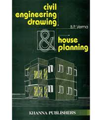 civil engineering drawing and house planning paperback