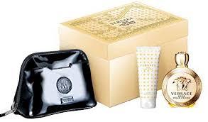 versace eros eau de parfum giftset 100ml body lotion 100ml pouch amazon in beauty