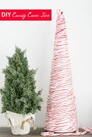 Candy Cane Decorations For Christmas Trees DIY Candy Cane Tree Sugar and Charm sweet recipes 51