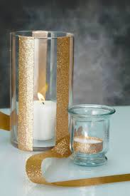 Diy Gold Candle Holders 25 Best Gold Centerpieces Ideas On Pinterest Glitter