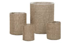 burlap vases jayson home burlap furniture