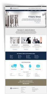 Wyoming Website Design Filter West Website Design Ux Butler Branding