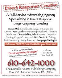 jeffrey dobkin client services jeffrey dobkin direct marketing sample ad · jeffrey dobkin