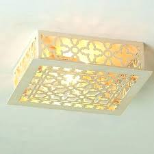 flat ceiling light covers interesting org replacement plastic square cover