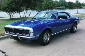 1968 Chevrolet Camaro | cars | Pinterest | Chevrolet camaro ...