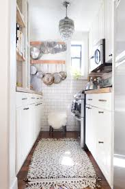 Nyc Kitchen Design Ideas How Two New Yorkers Diyed A Stylish Functional Kitchen In