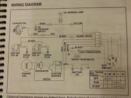 repower 316 25hp robin page 2 here is the wiring diagram that came the engine is anyone able to just look at this and know for certain which wires of the jd harness need to go