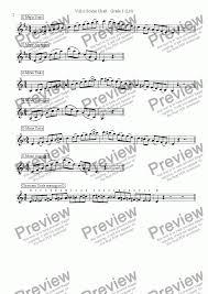 Violin Music Scales Chart Violin Scales Chart Grade 3 Ln For Solo Instrument Solo