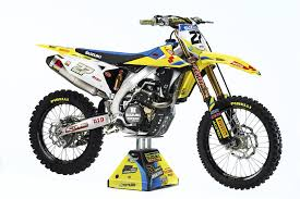 2018 suzuki 250f. unique 250f with ktm husqvarna kawasaki and honda the crf450r out of the bag that  leaves yamaha suzuki crf250r as main bikes left to be seen for  inside 2018 suzuki 250f