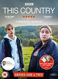 Bbc Dvd Chart This Country Series 1 2 Dvd 2018 Amazon Co Uk Dvd