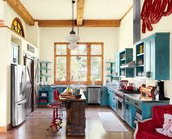 Red And Yellow Kitchen Red And Yellow Kitchen Decorating