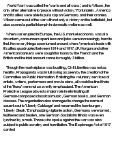 world war essay first world war essay