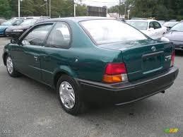 1997 Toyota Tercel - Partsopen