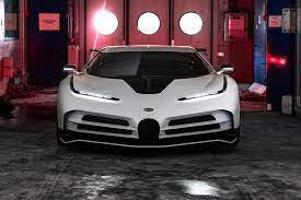 The car is called the centodieci; Cristiano Ronaldo Buys 9 Million Bugatti Centodieci Carbuzz