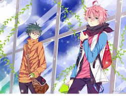 cute anime boy wallpaper on wallpapersafari
