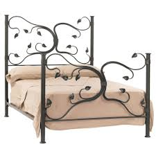 wrought iron bedroom furniture. Bedroom : Furniture Low Bed Frames And Vintage Unique Floral Themes Headboard Also Queen Upholstered Frame Amusing Wrought Iron C