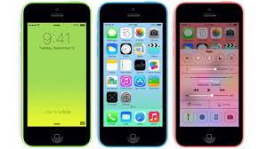 iPhone 5c iOS 7