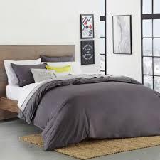 Buy Grey Duvet Covers from Bed Bath & Beyond & Lacoste Solid Castlerock Twin/Twin XL Duvet Cover Set in Dark Grey Adamdwight.com