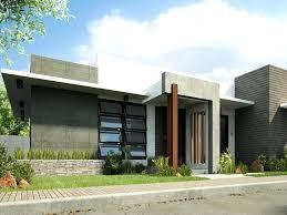 single story modern home design. One Story Modern House 1 Storey Simple Home Design Single Designs