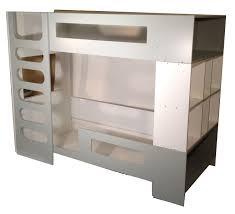 hand made modern bunk bed by sodura  custommadecom