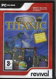 Titanic the answers will surprise you in nevertales: Hidden Expedition Titanic Hidden Object Pc Cd Free Post To Uk 2 35 Picclick Uk