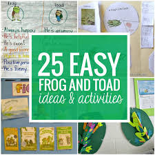 Frog Behavior Clip Chart 25 Easy Frog And Toad Ideas And Activities Teach Junkie