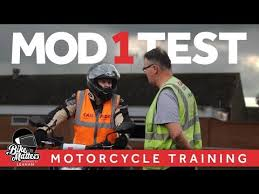 Module <b>1 Motorcycle</b> Test and Training! - YouTube