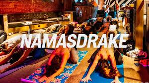 this hip hop themed yoga cl features an all drake playlist