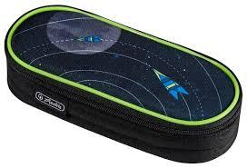 <b>Herlitz Пенал</b>-<b>косметичка</b> Case Space (50021192) — купить по ...