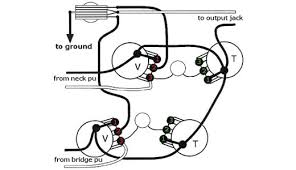 mod garage decouple your les paul's volume controls 2014 07 18 les paul wiring diagram schematics mod garage decouple your les paul's volume controls