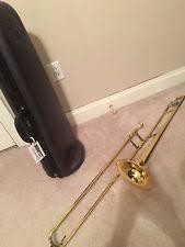yamaha trombone. yamaha ysl-354 trombone with case and mouthpiece - very good